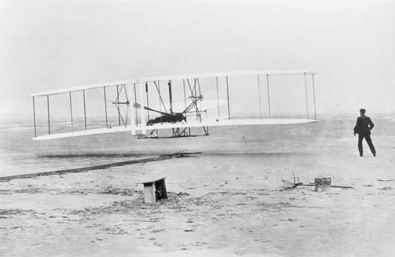 0001-3595-Wright--Brothers-kitty-hawk-photo-